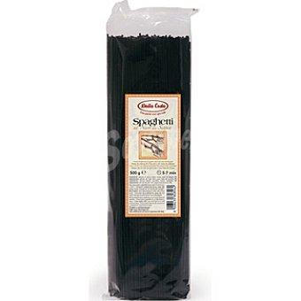 Dalla Costa Espagueti largo nero di sepia Envase 500 g