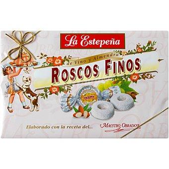 La Estepeña Roscos finos de vino y almendras Estuche 300 g