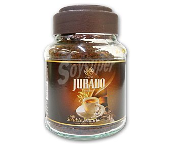Jurado Café Soluble Natural 100 Gramos