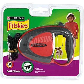 Purina Friskies Correa para perros de raza mediana 1 unidad