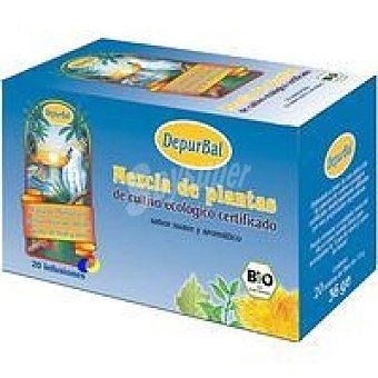 DEPURBAL Infusión depurativa Caja 34 g