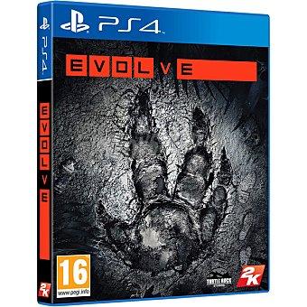 PS4 Videojuego Evolve 1 Unidad