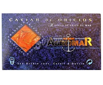 Agromar Caviar de Oricios (huevas de erizos de mar) 120 Gramos