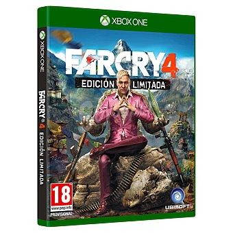 XBOX ONE Videojuego Far Cry 4 Limited Edition  1 unidad