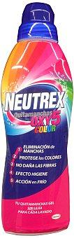 Neutrex Neutrex Quitamanchas Oxy 5 color líquido Bote 800 ml