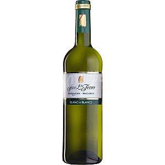 José Luís Ferrer Vino blanco blanc de blancs D.O. Binissalem Mallorca botella 75 cl Botella 75 cl