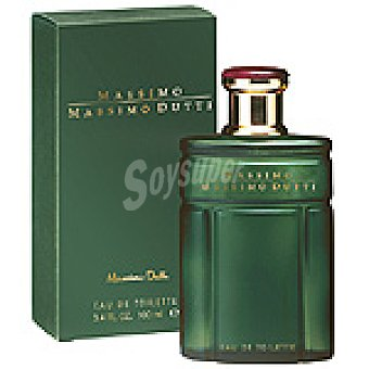 Massimo Dutti eau de toilette masculina Frasco 100 ml