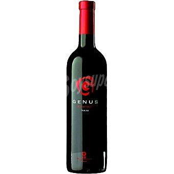 GENUS Vino tinto monastrel y syrah D.O. Jumilla Botella 75 cl