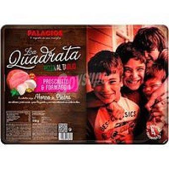 Palacios Pizza Quadratta Prosciut 1 unid