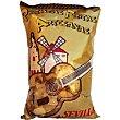 Patatas frita tradicionales Bolsa 400 g Fritos Sevilla