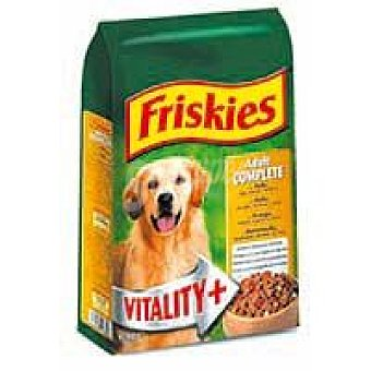 Friskies Purina Menú completo de pollo para perro adulto 10 kg
