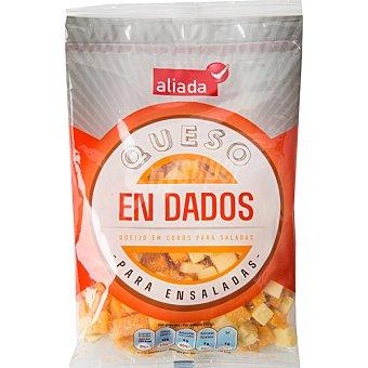 ALIADA Queso en dados para ensaladas bolsa de 200 g