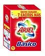 Detergente en polvo ariel Básico, 35 dosis Maleta 35 dosis Maleta