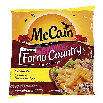Mc Cain Patatas fritas forno country 600 g