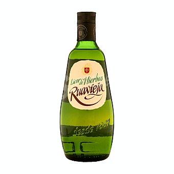 Ruavieja Licor de hierbas Botella 70 cl