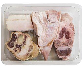 Emcesa Bandeja con preparado salado para cocido