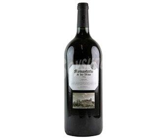Monasterio de Las Viñas Vino tinto crianza Botella de 1,5 Litros