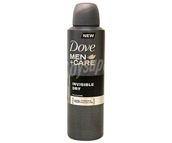 Dove Desodorante Spray para Hombre Invisible 200 Mililitros