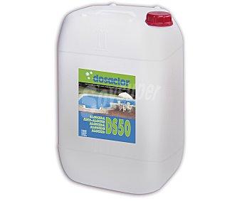 DOSACLOR Tratamiento líquido concentrado antialgas 5 litros