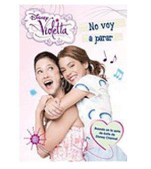 Narrativa Violetta 3 no voy a parar