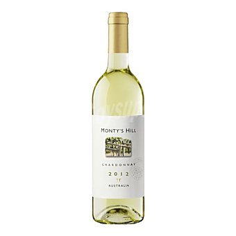 Monty´s Hill Vino chardonnay blanco 75 cl