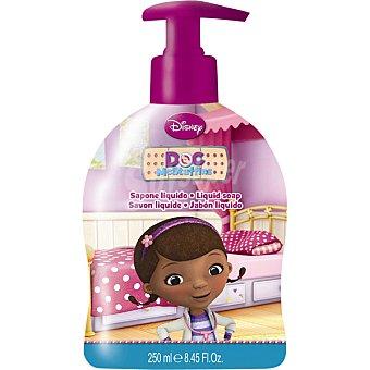 Disney Jabón líquido de manos infantil Doctora Juguetes botella 250 ml