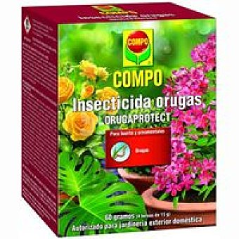 Compo Insecticida orugas Caja 60 g