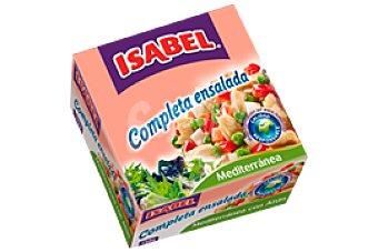 Isabel Completa Ensaladas Mediterránea Tarrina de 150 g
