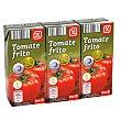 Tomate frito con aceite de oliva Pack 3 unidades 390 gr DIA