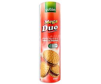 Gullón Galletas rellenas de chocolate 500 gramos