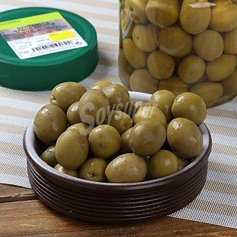 Manzanilla Aceitunas con anchoas Tarrina de 375 g