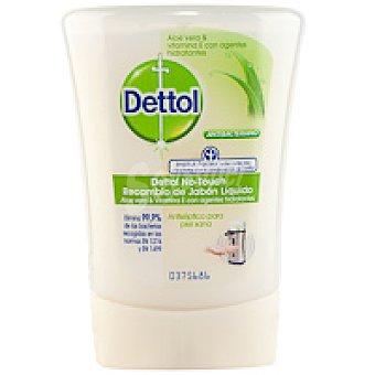 DETOLL Jabón de manos de aloe 250 ml