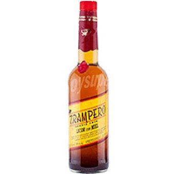 Trampero Orujo con miel Botella 70 cl
