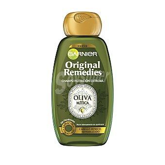 Garnier Champú oliva mítica nutrición extrema para cabello reseco y sensibilizado Frasco 250 ml