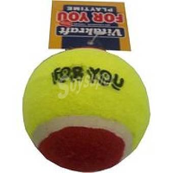 For You Vitakraft Pelota de tenis surtida perro Pack 1 unid