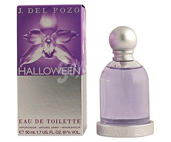 Halloween Colonia para mujer con vaporizador en spray 50 ml