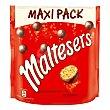 Bolas de chocolate con leche rellenas de leche malteada 300 gr Maltesers