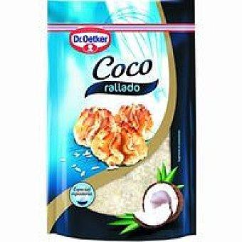 Dr. Oetker Coco rallado Bolsa 125 g