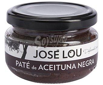 Hijos de José Lou Paté de Aceitunas Negras 110 Gramos
