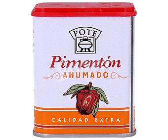 Pote Pimentón ahumado extra Lata de 75 g