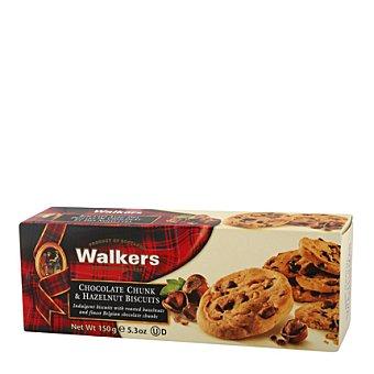 Walkers Choco&hazelnut 150 g
