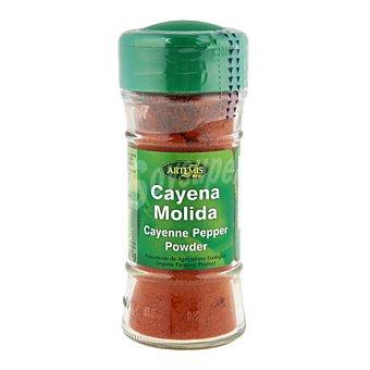 Artemis Bio Cayena molida bio tarro vidrio 90 ml 35 g