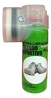 Bosque Verde Limpiacalzado espuma zapatilla deporte Bote de 50 cc