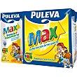 Leche especial Energia + Crecimiento con calcio fosforo y vitaminas Pack 3 envases 200 ml Puleva Max