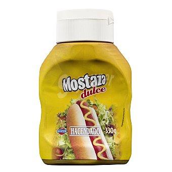 Hacendado Mostaza dulce BOTE 330 g