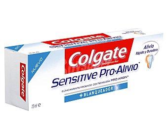 Colgate Sensitive Dentífrico Sensitive Pro-Alivio Blanqueador Tubo 75 ml