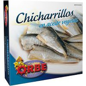 Orbe Chicharrillo en aceite Lata 550 g