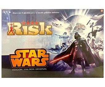 RISK Juego de Mesa Estratégico Risk, Edición Star Wars, de 2 a 5 Jugadores 1 Unidad