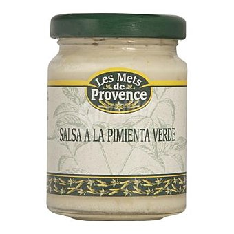 Tracklements Salsa pimienta verde les mets de provence 90 g