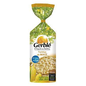 Gerblé Tortitas de maíz gerble 130 g